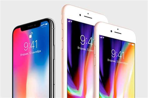 что лучше выбрать iphone 8 iphone 8 plus или iphone x