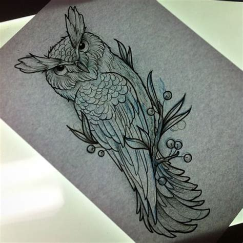 owl tattoo flash 17 best ideas about traditional owl tattoos on