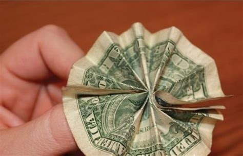 How To Make Money From Paper - money origami flower edition 10 different ways to fold a