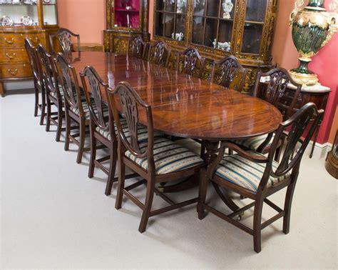 antique regency dining ref   regent antiques