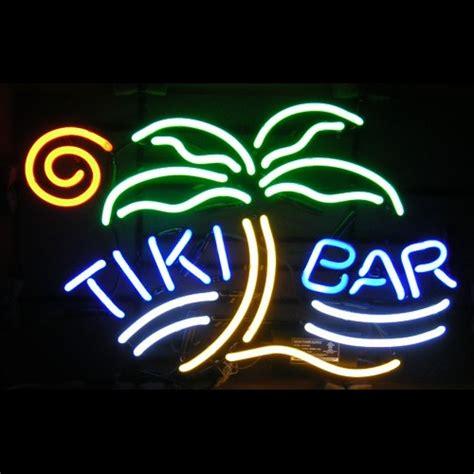 neon bar signs tiki bar neon sign free shipping