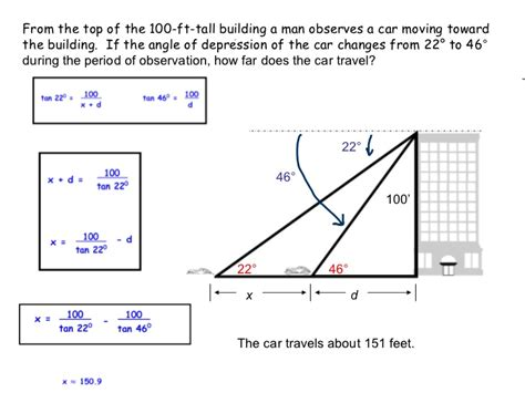 Right Triangle Trigonometry Word Problems Worksheet With Answers by Right Triangle Trig Word Problems Worksheet Worksheets