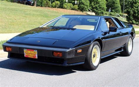 1986 lotus esprit car photo and specs 1986 lotus espirit 1986 lotus esprit for sale to buy or purchase classic cars for sale