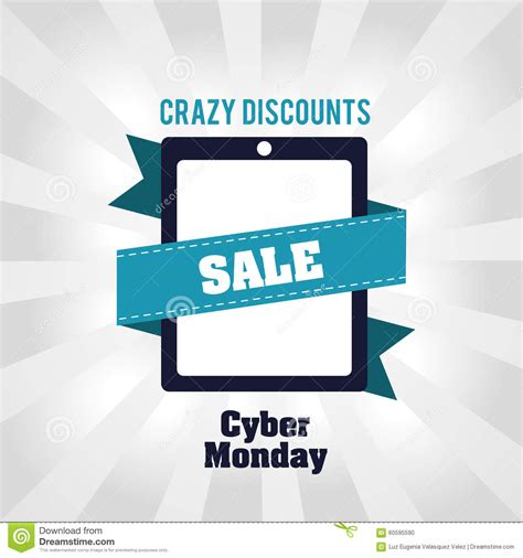 design by humans cyber monday cyber monday design vector illustration cartoondealer