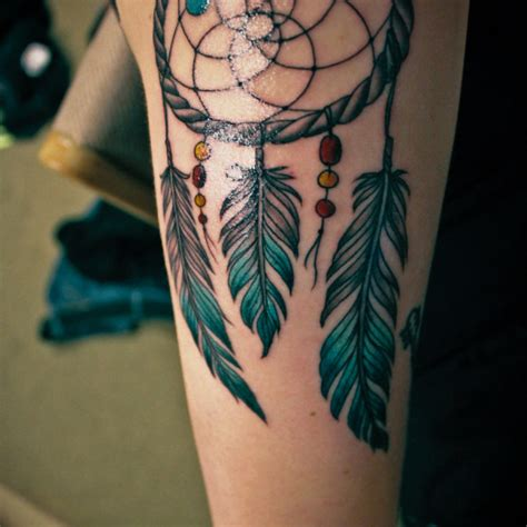 dreamcatcher symbol tattoo dreamcatcher back tattoo on