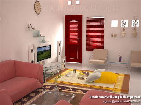 desain ruang keluarga minimalis terbuka lesehan