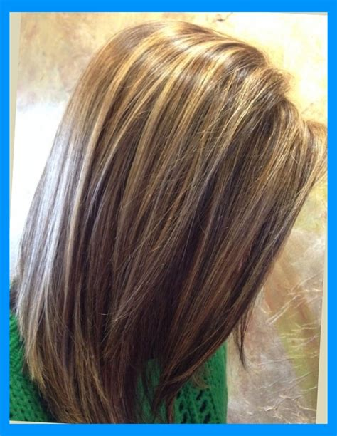 pictures of high and lowlights for hair lowlights for blonde hair platinum highlights with