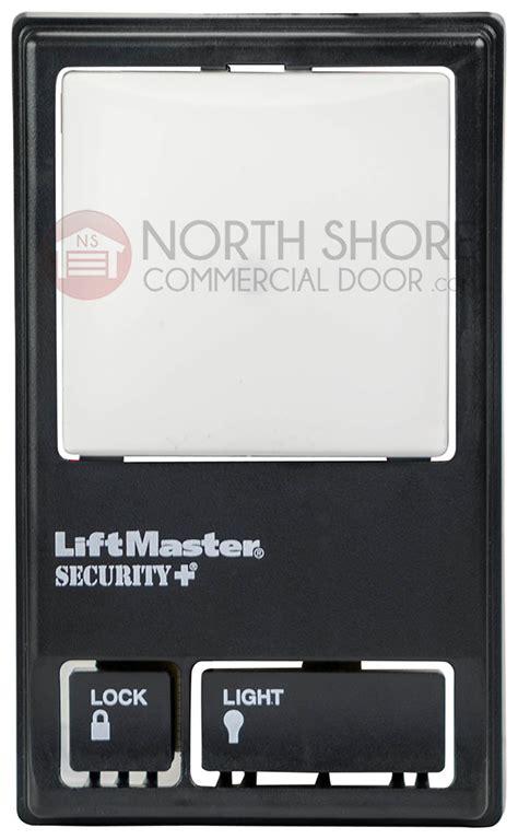 liftmaster lma  wall console  button
