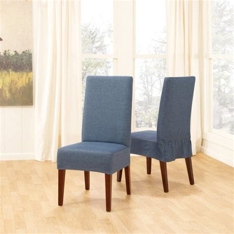dining room chair slip covers furniture diy slipcovers for dining room chairs darling and daisy sweet white slipcovered