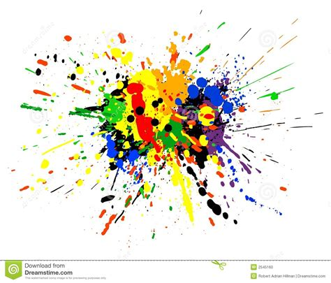 paint images paint spill stock photo image 2545160
