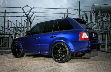 customized range rover customized range rover sport exclusive motoring miami