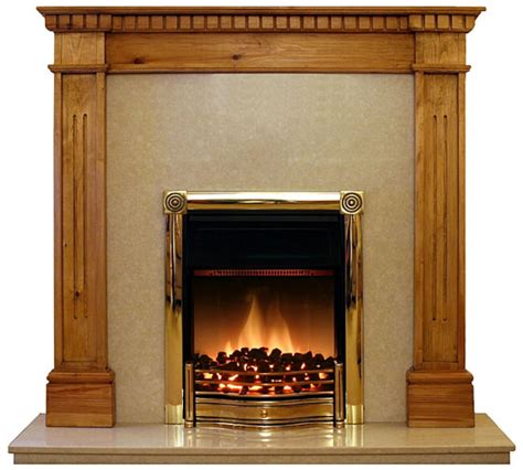 ornamental fireplace decorative electric fireplace with wooden mantle and trim