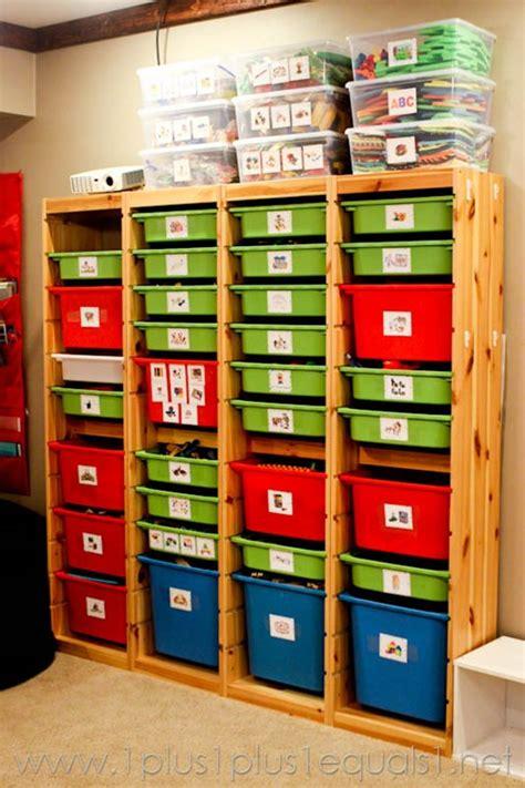 toy organization      labels
