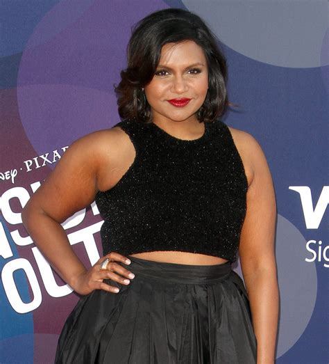 mindy kaling confidence cele bitchy mindy kaling confidence is just