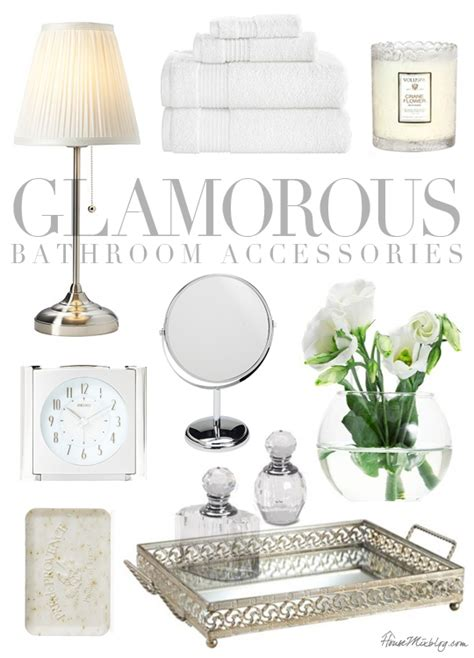 Glamorous Bathroom Accessories House Mix Glamorous Bathroom Accessories