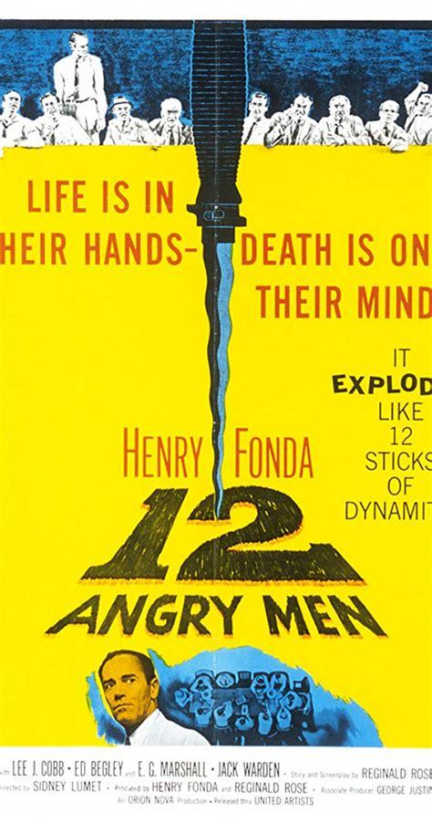 filme stream seiten 12 angry men 12 angry men 1957 imdb