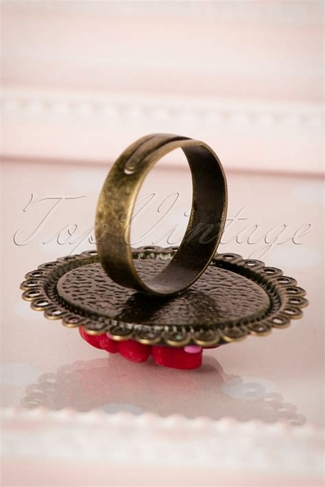 My Sweet Rings 40s my sweet bow ring