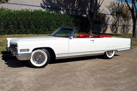 1966 Cadillac Convertible by 1966 Cadillac Eldorado Convertible Auto Collectors Garage