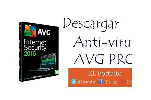 descargar avg internet security para android