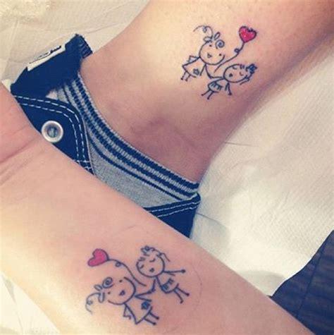 imagenes tatuajes hermanas 25 geniales ideas de tatuajes para hermanas