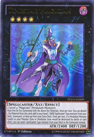 Yugioh Timestar Magician Original timestar magician pevo en009 ultra 1st edition pendulum evolution singles yugioh