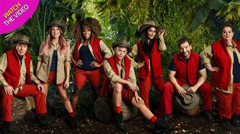 what is im a celebrity about i m a celebrity 2018 who are the finalists mirror online