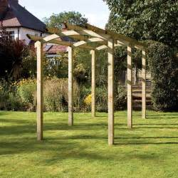 Images Of Garden Pergolas by Garden Pergola 40 Pergola Design Ideas Turn Your Garden