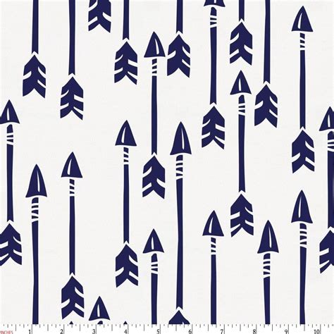 windsor navy flying arrow fabric by the yard navy fabric