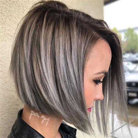 kurze hängematte kurze haarschnitte 2018 frauen haar modelle
