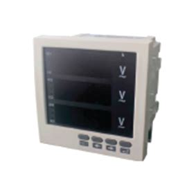 Chint Np96 Frequency Meter 45 55 Hz 96x96 220v three phase volt meter