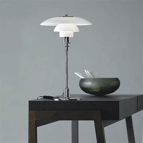 Louis Poulsen Lighting by Ph 3 2 Modern Glass Table L By Louis Poulsen Stardust