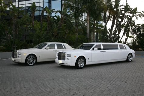 rolls royce limo rolls royce phantom limousine rental in los angeles