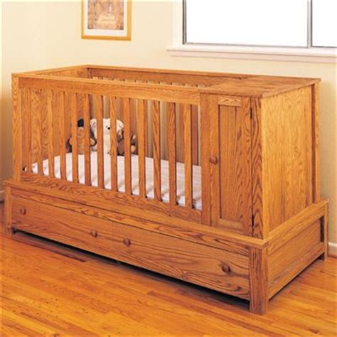 Convertible Baby Crib Plans Convertible Baby Crib Woodworking Plans Woodworking
