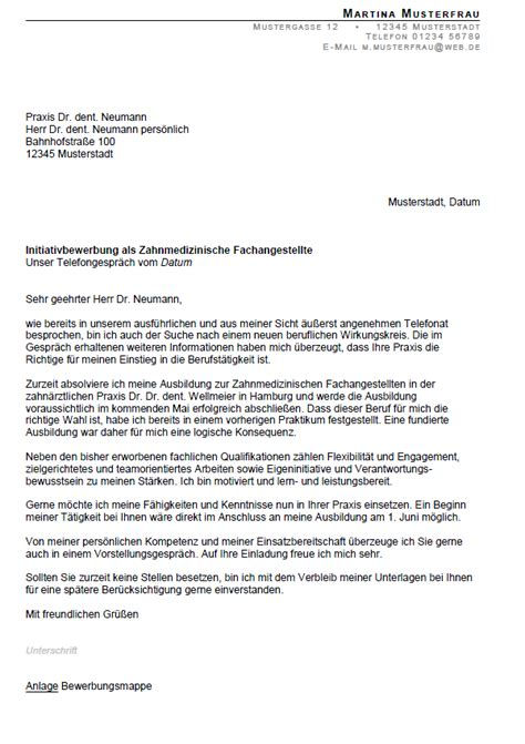 Bewerbungsschreiben Zfa zfa bewerbungsschreiben bewerbung deckblatt 2018