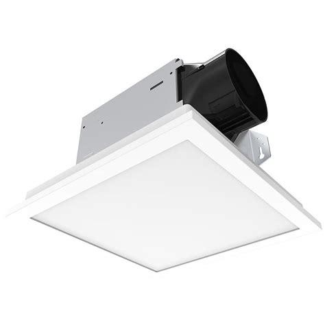 utilitech ventilation fan with led light installation shop utilitech 1 5 sone 100 cfm white bathroom fan energy