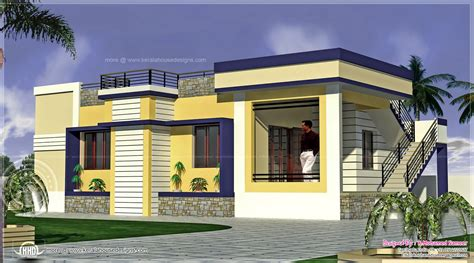 single floor house plans in tamilnadu 1000 square feet tamilnadu style home kerala home design