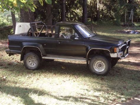 1984 Toyota 4runner 1984 Used Toyota 4runner Hardtop Car Sales Tweed Nsw