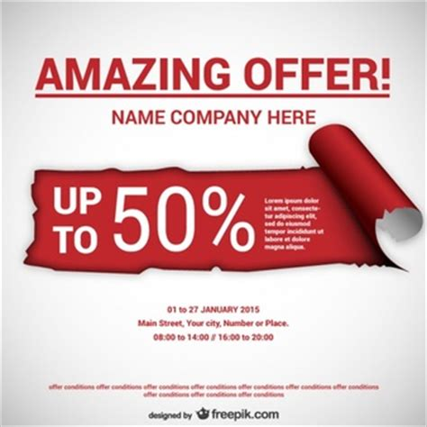 discount vectors, photos and psd files | free download