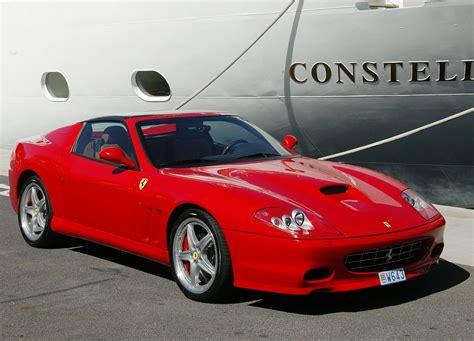ferrari superamerica ferrari 575m superamerica red colour car pictures