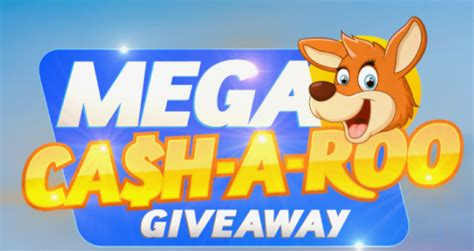 Mega Cash Giveaway Today Show - today show mega ca h a roo win a minimum of 10 00 australian competitions