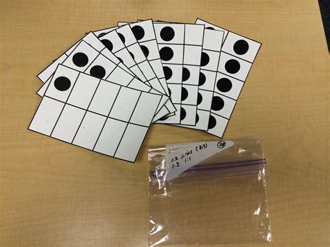 hide zero cards template module 1 cbell 2nd grade math