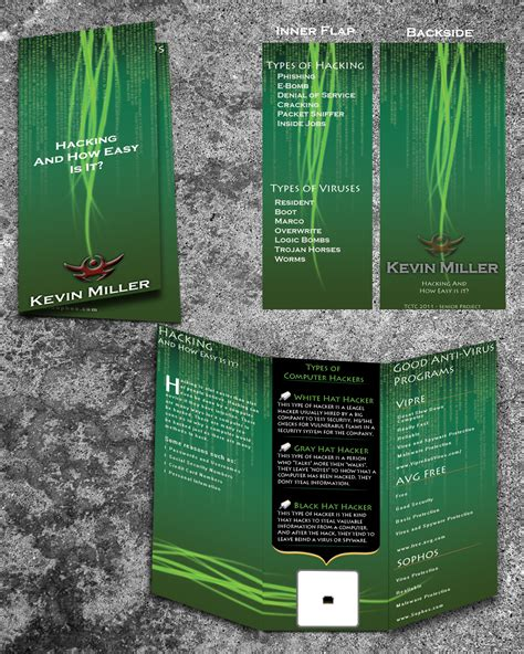Free Brochure Templates Psd free psd brochure template by drake09 on deviantart