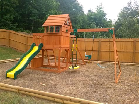 Swing Set Installation Service In Atlanta