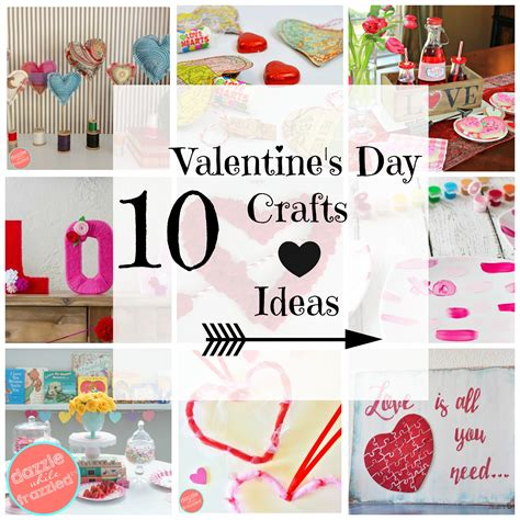10 Adorable Valentines Day Gifts For by 10 Diy S Day Crafts And Ideas