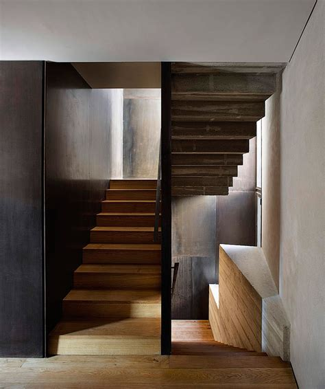 Interior Stairs Design In Duplex Apartments Interior Stairs