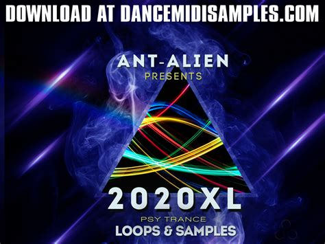 download sle packs loops libraries royalty free music ant alien 2020xl psy trance loops sles