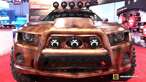hauk designs sema 2017 chevrolet camaro awd bootlegger by hauk designs