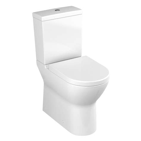 Vitra Vanity Vitra S50 Model Comfort Height Close Coupled Toilet