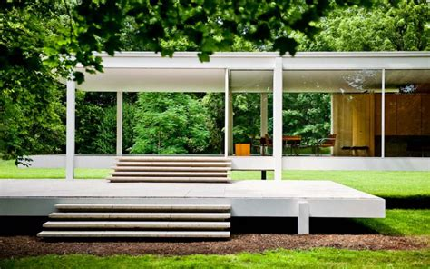 Farnsworth House by Dc Hillier S Mcm Daily Farnsworth House