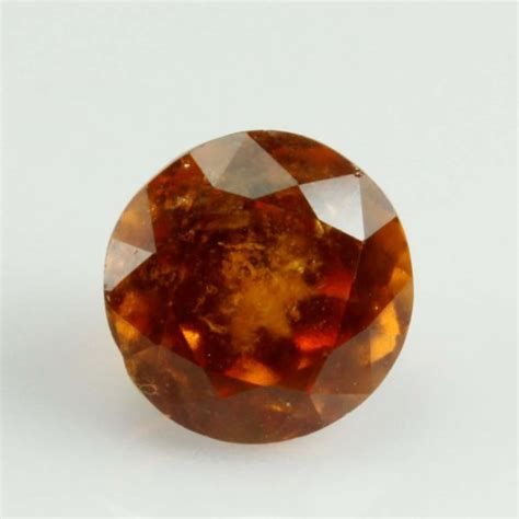 Hessonite Garnet 3 04 Crt hessonite garnet 3 gemsets